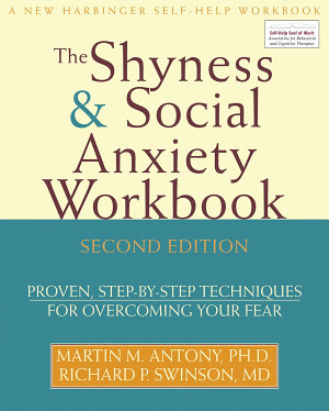 shyness n social anxiety wkbk